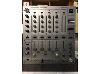 Pioneer DJM600 with brand new Spare Pioneer X-Fader.