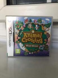 Nintendo DS Animal Crossing