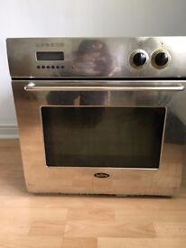 BELLING FAN ASSISTED OVEN - SPARES OR REPAIR