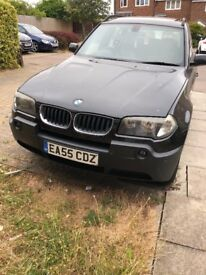 BMW X3 2ltr sports perfect condition