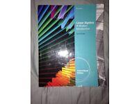 Linear Algebra A Modern Introduction by David Poole 3rd Edition (UNIVERSITY MATHS TEXTBOOK)