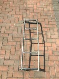 Work Van door ladders galvanised steel