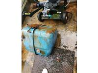 Diesel tank for ford 4000