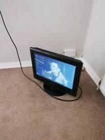 Small tv/dvd combo