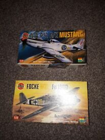 Airfix RETRO collectables - never ever opened