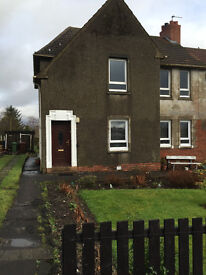 UNFURNISHED 2 BED FLAT TO LET £425PCM - 11 MEIKLE DRUMGRAY ROAD, WATTSTON, AIRDRIE