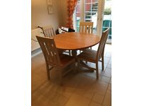 M&S Padstow Table & Chairs
