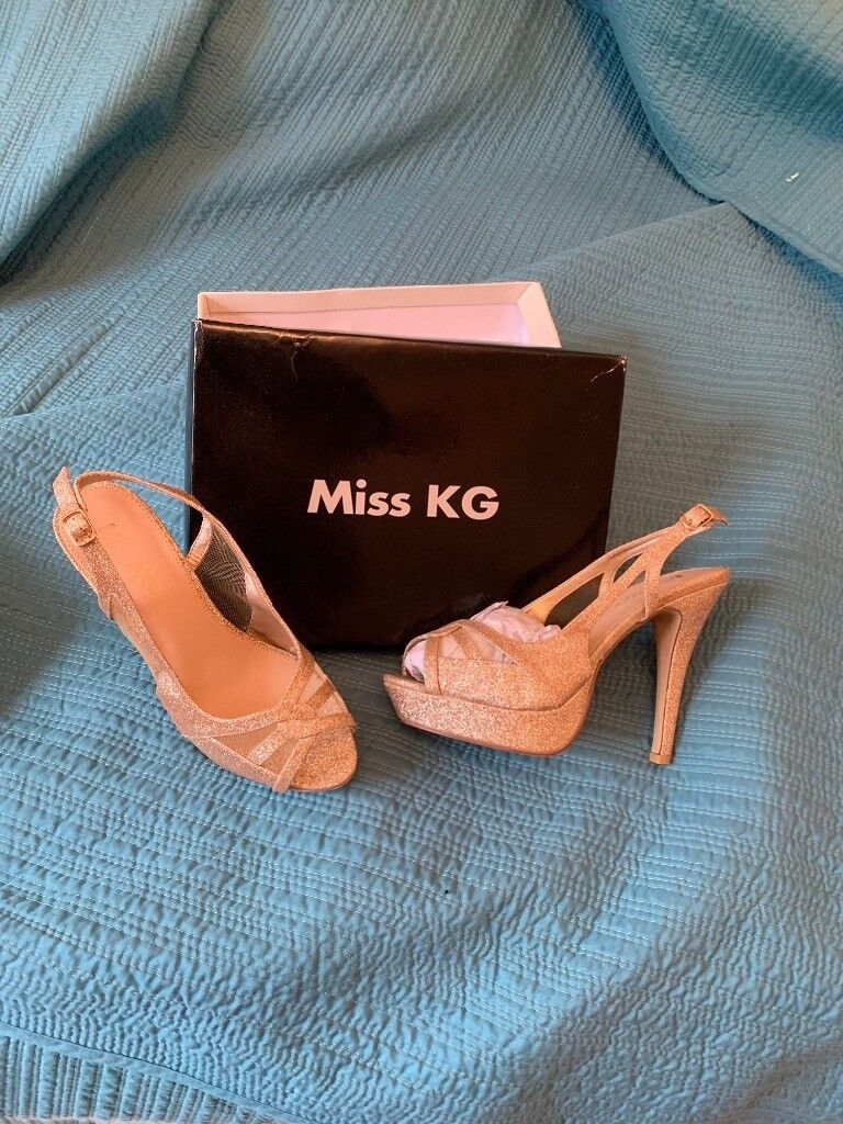 a120b59f5a Brand new MissKG Gold Shoes | in Prestwich, Manchester | Gumtree
