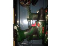 bosch 14.4v cordless drill/drivers
