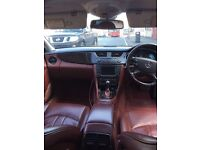 RED LEATHERS!! Mercedes cls320!! Head turner!! Immaculate engine!!