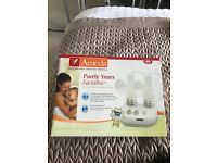 Ameda double electric breast pump