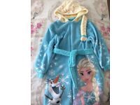 Elsa dressing gown