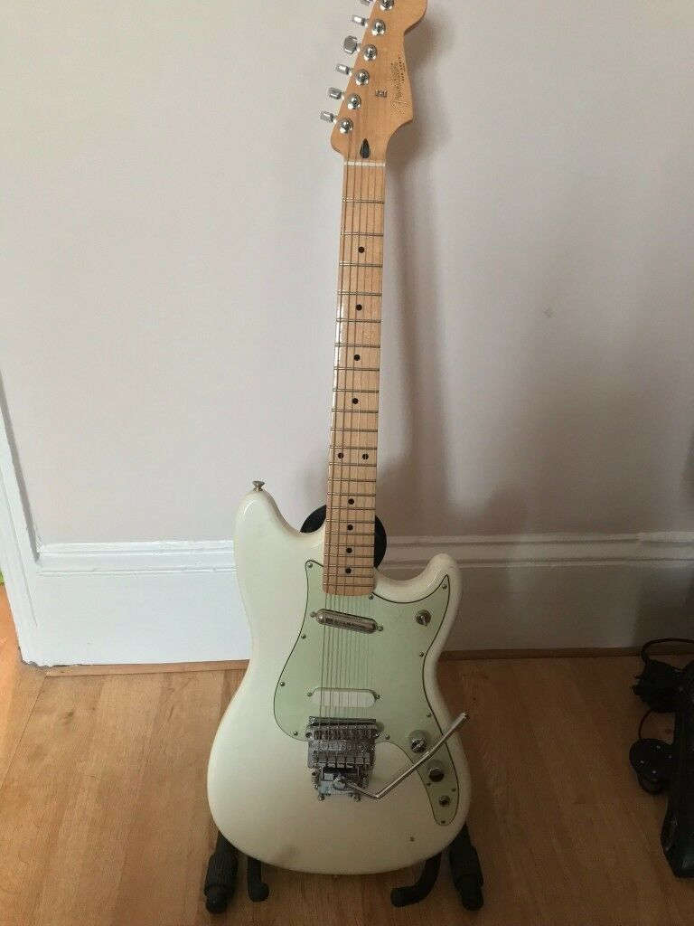Fender Duo Sonic Electric Guitar | in Brighton, East Sussex | Gumtree