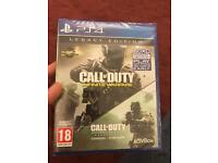 Call Of Duty Infinite Warfare *LEGACY EDITION* PS4