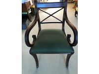 Multi york Dining table and 4 chairs