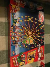 KNex Ferris Wheel (3ft) Set