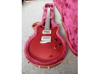 1996 Gibson Les Paul Studio DC Double Cutaway Electric Guitar 24 Frets & Original Brown Gibson Case