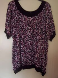 SIZE 30 ALL NEW A VARIETY OF TOPS/ONE COAT/ TRACKSUIT PANTS AND LEGGINGS