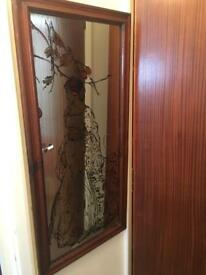Mirror painting £15