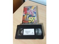 Sheffield United 1996-1997 Official Season Review VHS