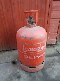 13kg propane, Calor gas bottle.Empty