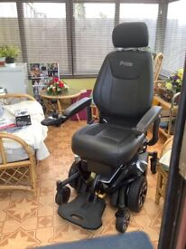 PRIDE JAZZY AIR 2 POWER CHAIR