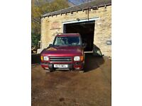 2000 Land Rover Discovery TD5