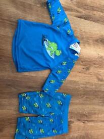 Lily & Dan Sunsafe Suit 2-3 years