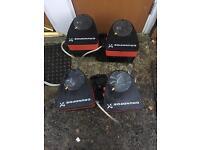 Grundfos magna1d Twin Pumps