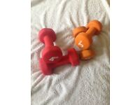 """Confidence AB Master Pro Series AB Trainer"" + 4 weights : 3 and 4 Kilos"