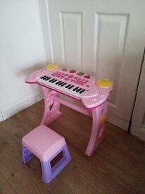 Mini Musical Keyboard Toy