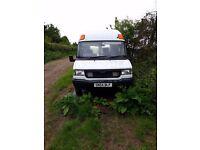LDV convoy minibus. spares or repair £500 ono