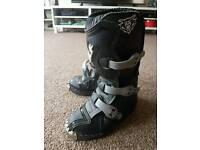 Kids wulfsport motocross boots