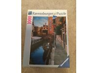 1000 piece Ravensburger puzzle- Venetian Impressions from pet free/smoke free home