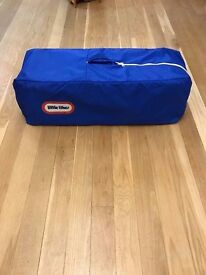 Little Tikes Travel Cot in Storage Bag