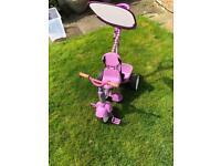 Litle Tikes trike bike in purple
