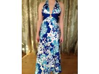 Morgan & Co. Stunning Full Length Lined Prom/Evening Dress Ladies Size 1/2