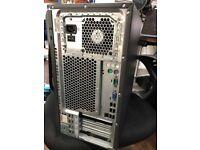 Fujitsu Primergy TX100 S1 Server Intel Xeon