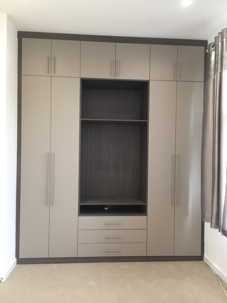 cupboard tuscany fitted ivory bedrooms piece cork wardrobes cupboards bespoke bedroom