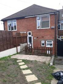 2 DOUBLE BED ROOM FLAT TO RENT--REFURBISHED- WITH ITS OWN GARDEN £795.00 p/c/month