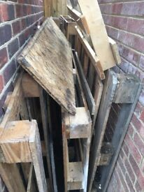 Free Used pallets