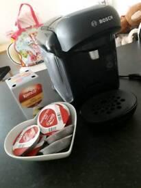 Boshe coffee, hot drinks machine