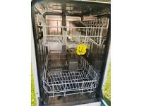 Hotpoint 2 person dishwasher