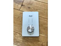 Duet Apogee 1 with breakout cables £160