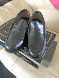 Black Shoes boxed worn once size 10