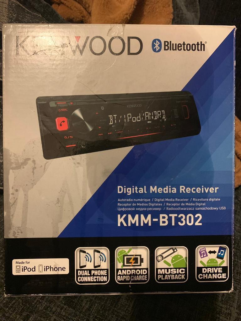 Kenwood car stereo | in St Anns, Nottinghamshire | Gumtree