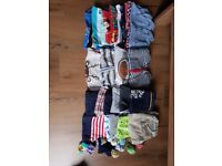 baby boy clothes 6-9 months and up