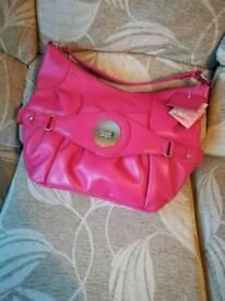Genuine leather Victoria Jayne bag