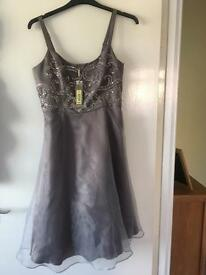 REDUCED £45 Bridesmaids/cocktail / prom dress