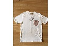 NEW CARHARTT ORCHID POCKET TEE FOR SALE